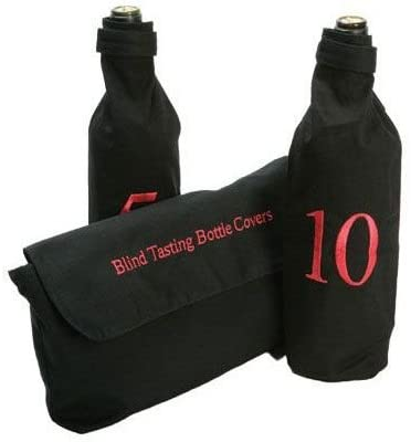 Blind Tasting Wine Bottle Covers