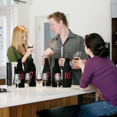 Blind Tasting Wine Bottle Covers