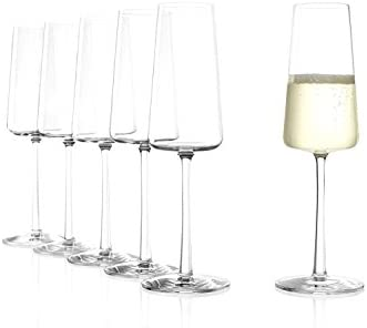 Power Champagne Glasses