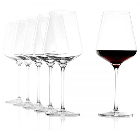 Bordeaux Wine Glasses