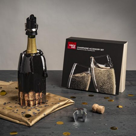 Champagne Accessory Set