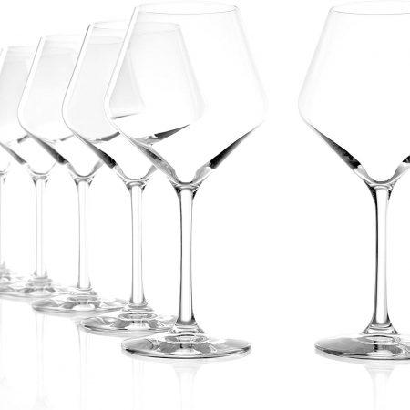 Revolution Burgundy Wine Glasses