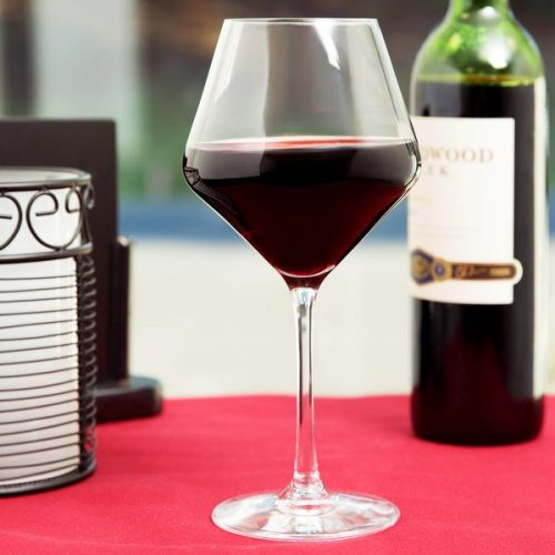 Revolution Burgundy Wine Glass