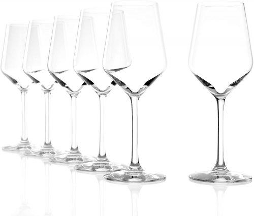 Revolution White Wine Glasses