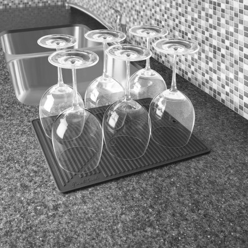Glass Drying Mat