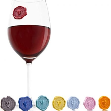 Wine Glass Identifiers