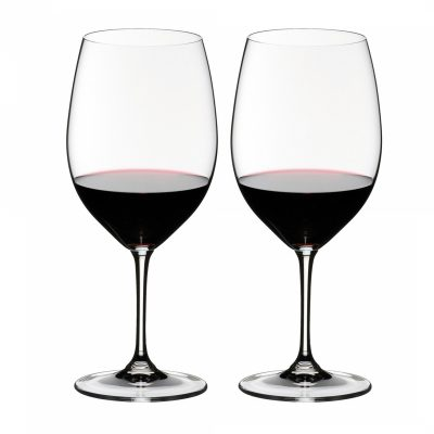 Red Wine Glasses