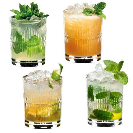 rum glasses